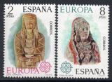 Poštovní známky Španělsko 1974 Evropa CEPT Mi# 2072-73