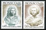 Poštovní známky Monako 1974 Evropa CEPT Mi# 1114-15
