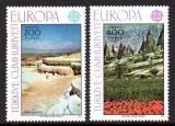 Poštovní známky Turecko 1977 Evropa CEPT Mi# 2415-16 Kat 14€