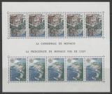 Poštovní známky Monako 1978 Evropa CEPT Mi# Block 12 Kat 30€