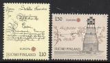 Poštovní známky Finsko 1979 Evropa CEPT Mi# 842-43