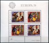 Poštovní známky Portugalsko 1979 Evropa CEPT Mi# Block 27