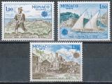 Poštovní známky Monako 1979 Evropa CEPT Mi# 1375-77