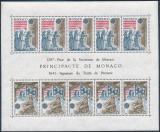 Poštovní známky Monako 1982 Evropa CEPT Mi# Block 19