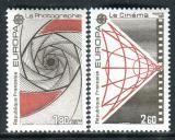 Poštovní známky Francie 1983 Evropa CEPT Mi# 2396-97