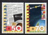 Poštovní známky Nizozemí 1983 Evropa CEPT Mi# 1232-33