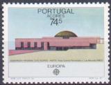 Poštovní známka Azory 1987 Evropa CEPT Mi# 383