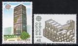 Poštovní známky Španělsko 1987 Evropa CEPT Mi# 2781-82