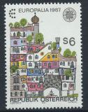 Poštovní známka Rakousko 1987 Evropa CEPT Mi# 1876
