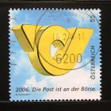 Poštovní známka Rakousko 2006 Akcie pošty Mi# 2600