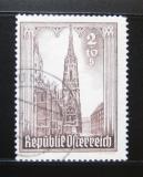 Poštovní známka Rakousko 1946 Katedrála sv. Štěpána Mi# 800