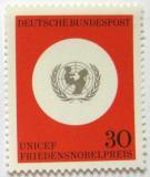 Poštovní známka Německo 1966 UNICEF, 20. výročí Mi# 527