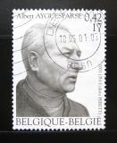 Poštovní známka Belgie 2001 Albert Ayguesparse, spisovatel Mi# 3041