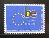 Poštovní známka Belgie 2001 Předsednictví v EU Mi# 3064