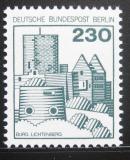 Poštovní známka Západní Berlín 1978 Hrad Lichtenberg Mi# 590