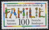 Poštovní známka Německo 1994 Meinárodní rok rodiny Mi# 1711