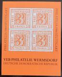 Viněta Německo 1984 Výstava Stuttgart