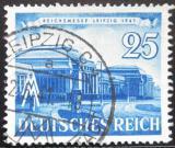 Poštovní známka Německo 1941 Lipský veletrh Mi# 767