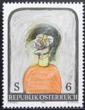 Poštovní známka Rakousko 1994 Moderní umění Mi# 2140
