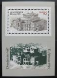 Poštovní známka DDR 1985 Drážďanská opera Mi# Block 80