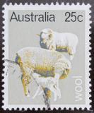 Poštovní známka Austrálie 1969 Ovce Mi# 421