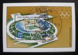 Poštovní známka DDR 1976 LOH Montreal Mi# Block 46