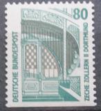 Poštovní známka Německo 1987 Pamětihodnosti Mi# 1342 D