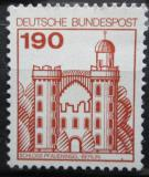 Poštovní známka Německo 1977 Hrad Pfaueninsel Mi# 919
