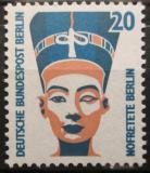 Poštovní známka Západní Berlín 1989 Královna Nefertiti Mi# 831