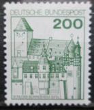 Poštovní známka Německo 1977 Hrad Burresheim Mi# 920