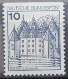 Poštovní známka Německo 1977 Zámek Glucksburg Mi# 913 C