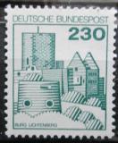 Poštovní známka Německo 1978 Hrad Lichtenberg Mi# 999 Kat 4€