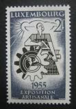 Poštovní známka Lucembursko 1956 Řemeslné umění Mi# 535