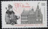 Poštovní známka Německo 1995 Edikt wormský Mi# 1773