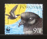 Poštovní známka Faerské ostrovy 2005 Burňáci Mi# 531