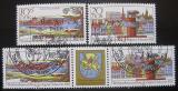 Poštovní známky DDR 1982 Výstava mládeže Mi# 2722-23