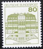 Poštovní známka Německo 1982 Zámek Wilhelmsthal Mi# 1140