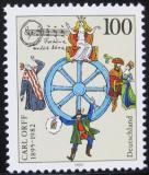 Poštovní známka Německo 1995 Carl Orff, skladatel Mi# 1806
