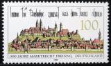 Poštovní známka Německo 1996 Freising milénium Mi# 1856