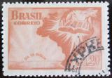 Poštovní známka Brazílie 1951 Den bible Mi# 776