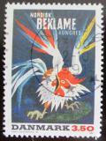 Poštovní známka Dánsko 1991 Plakát Mi# 1012