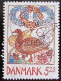 Poštovní známka Dánsko 1999 Husy Mi# 1208