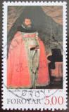 Poštovní známka Faerské ostrovy 2003 J. R. Brochmand, teolog Mi# 471