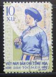 Poštovní známka Vietnam 1960 Kostým Mi# 117