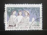 Poštovní známka Vietnam 1961 Hanoi, Hue a Saigon Mi# 170