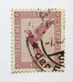 Poštovní známka Německo 1927 Německá orlice Mi# A 379