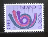 Poštovní známka Island 1973 Evropa CEPT Mi# 471
