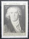 Poštovní známka Rakousko 1970 Ludwig van Beethoven Mi# 1352
