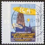 Poštovní známka Německo 2009 Letecká výstava Mi# 2755