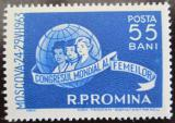 Poštovní známka Rumunsko 1963 Světový kongres žen Mi# 2160